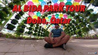 Al Bida Park Tour By:Edd360🌎 (with 360 footage)