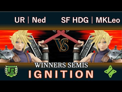 Ignition #60 WINNERS SEMIS - UR   Ned (Cloud) vs SF HDG   MKLeo (Cloud)