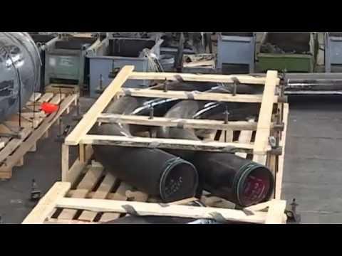 Производство отводов и тройников (ОАО «Трубодеталь»)