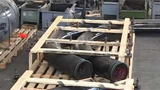 Виробництво відводів і трійників (ВАТ «Трубодеталь»)