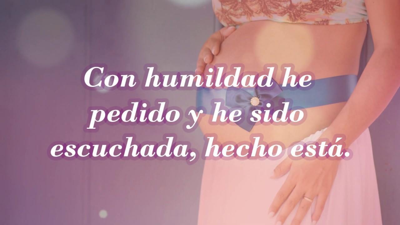 Afirmaciones Para Un Embarazo Sano Frases Para Bebe En