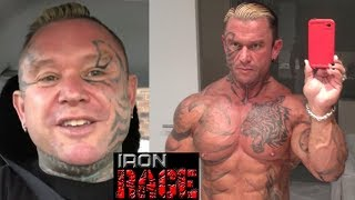 LEE PRIEST: NEXT BEN WEIDER NATURAL PRO CHAMP? Iron Rage