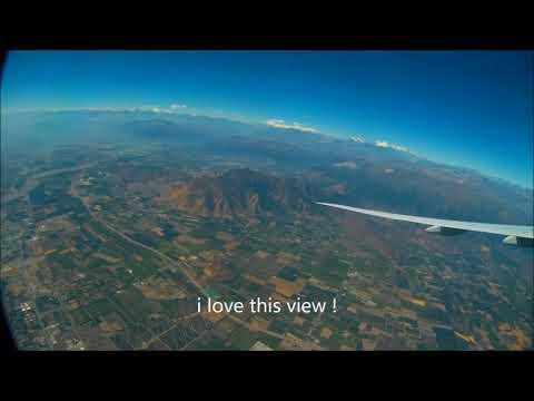 Air Canada Flight : AC0092 Santiago de Chile SCL - Buenos Aires EZE