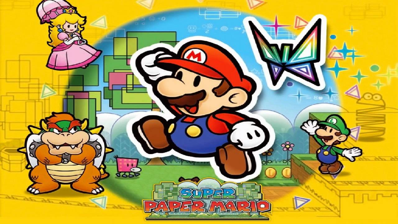 i need help with super paper mario Super paper mario (japanese: スーパーペーパーマリオ, hepburn: sūpā pēpā mario) is a 2007 side-scrolling, platforming, action role-playing video game developed by intelligent systems and published by nintendo for the wii home video game console.