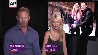 Sharknado 5: Actors surprised by series' success streaming