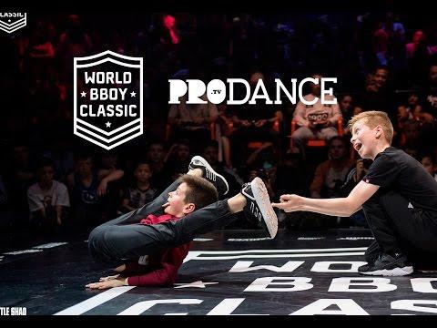 Lil G & Mini Joe vs Cis & Maflex   WORLD BBOY CLASSIC 2016
