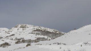 Un temporal deja 38 provincias con avisos debido a las nevadas