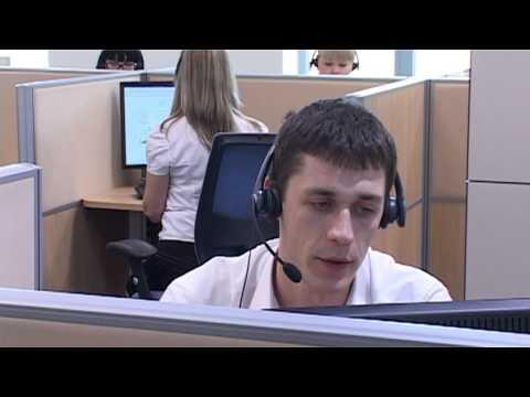Контактный центр Сбербанка России г.Волгоград .mpeg