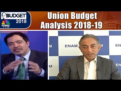Union Budget 2018-19 India Analysis, Highlights, Key Takeaways with Market Experts || CNBC TV18