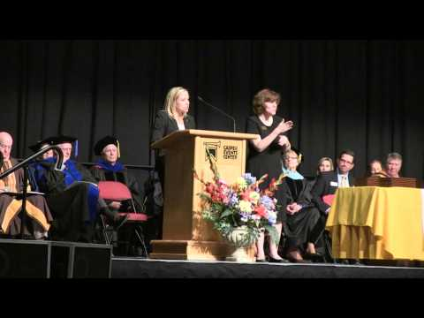 University of Wyoming at Casper 2015 Commencement