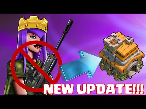 Clash Of Clans - NEW UPDATE!!! ATTACKING ON SHIELDS!! (Sneak Peek #1)