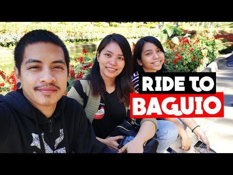 Baguio Couple Ride   Honda Beat FI vs Kamote Drivers   Honda Beat Long Ride