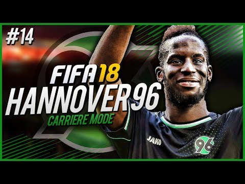 [FIFA 18] Hannover 96 Carrière Mode - Afl. 14 - Europese match!