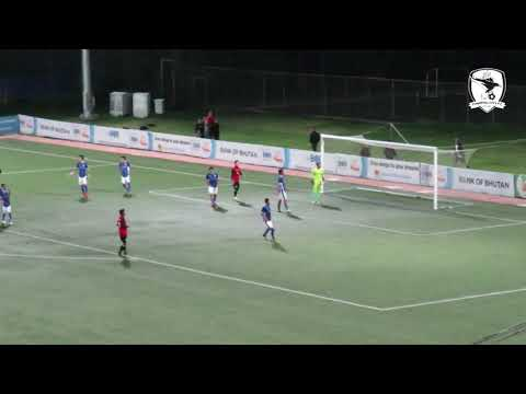 Highlight: Thimphu City FC vs Transport United FC