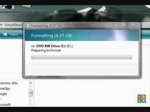 How To Burn Dvds On Vista
