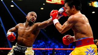 Mayweather se inyecto antes de pelear con Manny Pacquiao