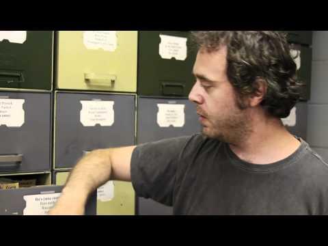 Crate Diggin' and Interview w/ Cut Chemist