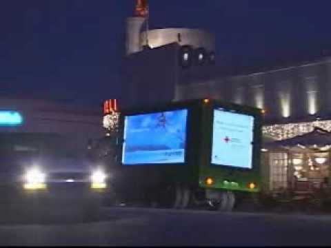 Mobile Billboards Advertising Truck in Los Angeles | 1-866-446-1774
