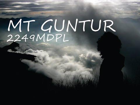 "Pendakian MT Guntur 2249 mdpl CAMP""AT ADVENTURE"
