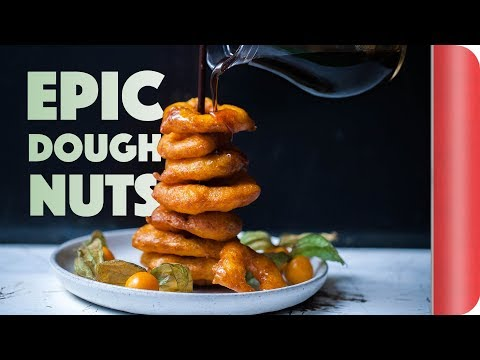 Can You Make Doughnuts With One Hand?