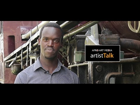 Artist Talk: Hyperrealism Painter Clavers Odhiambo