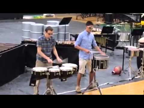 King Philip Night of Percussion 2015