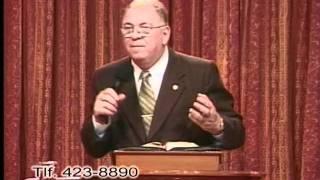 Rev. Rodolfo Gonzales Cruz - El poder del  Espíritu Santo parte 1