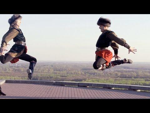 Душа танца - Башкирский танец (серия 3)