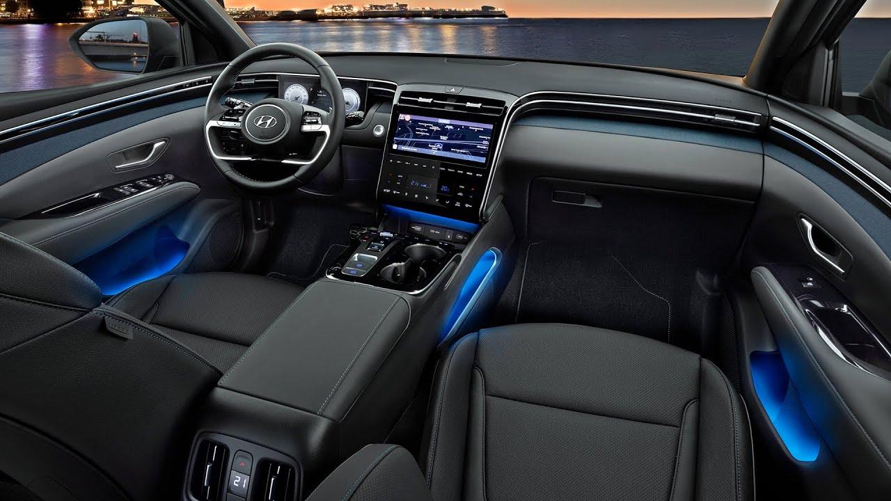 2022 Hyundai Tucson - INTERIOR