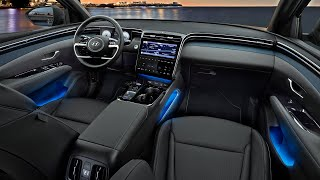 2022 Hyundai Tucson - интерьер