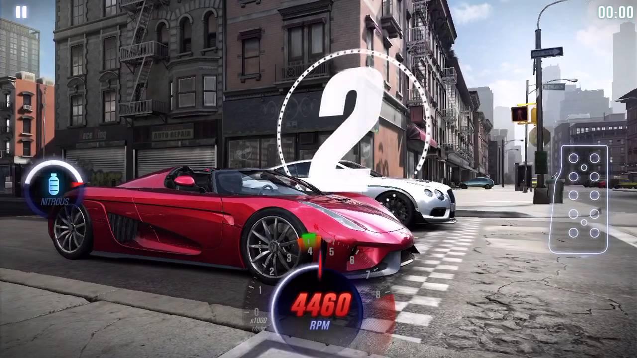 CSR 2 Koenigsegg Regera Tune, racing, Max out - YouTube