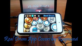 10,000 hours - Dan Shay, Justin Bieber (Justin Vasquez and Real Drum by Raymund)