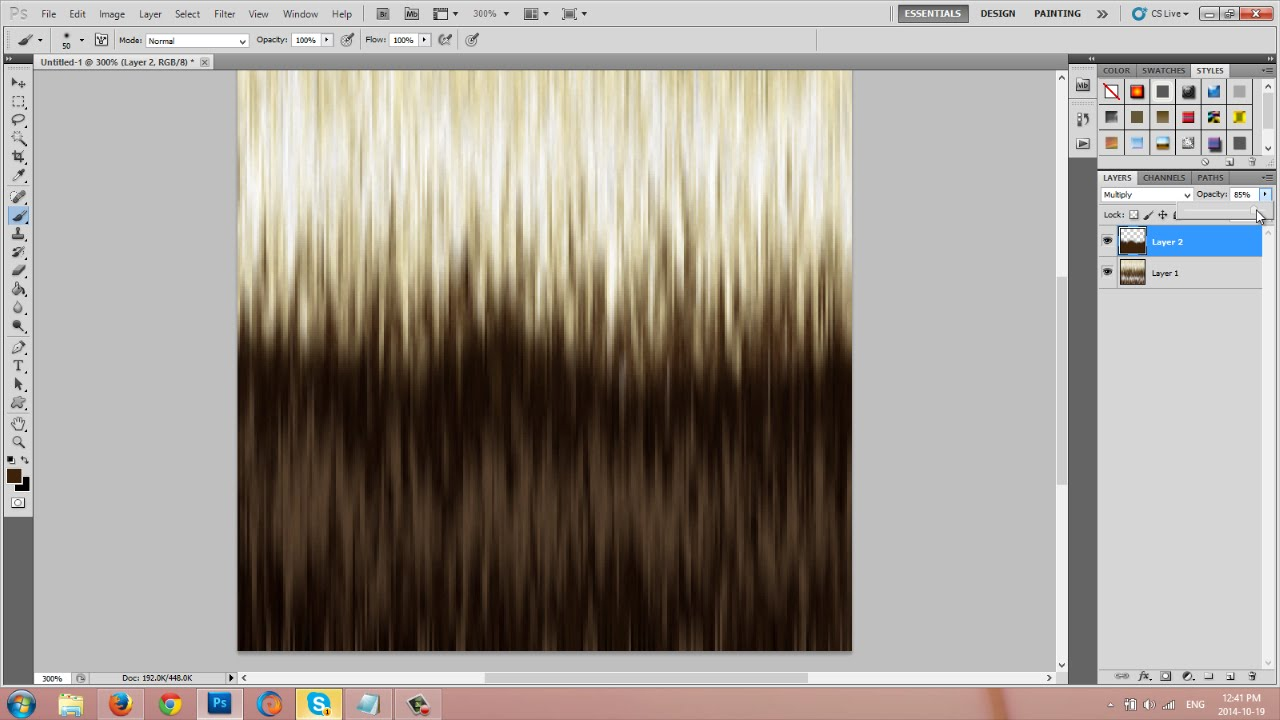 Adobe Photoshop Ombre Hair Texture Tutorial Imvu