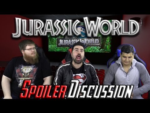 Jurassic World Spoiler Discussion!