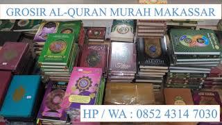 Grosir Al Quran Murah Makassar HP WA 0852 4314 7030