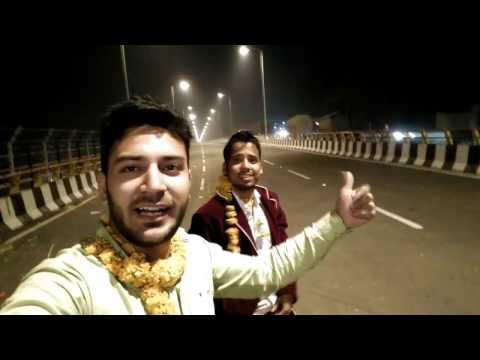 Brahmaputra Bridge | Brahmaputra river | Guwahati Assam | 29 Jan 2017 | Nitin Gadkari | Rnvr Vlogs