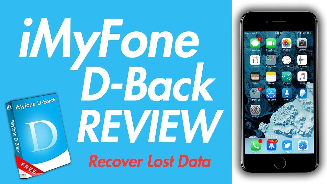 iMyFone D-Back Pro 7.9 Crack 2021 Torrent Registration Code
