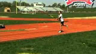 6-Step Runs for Pole Vaulting With Jeff Hartwig
