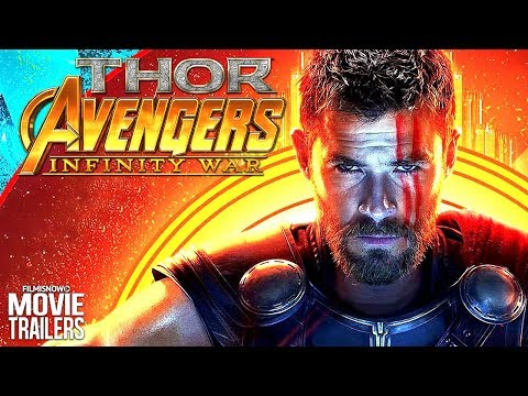 THOR Best Action Moments Before AVENGERS: INFINITY WAR