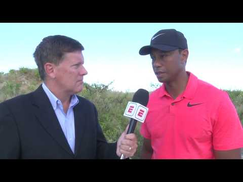 Tiger Woods is happy with how he competed in his return | ESPN