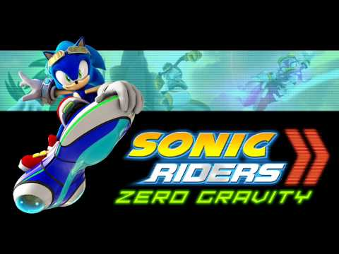 Catch Me If You Can - Sonic Riders: Zero Gravity [OST]
