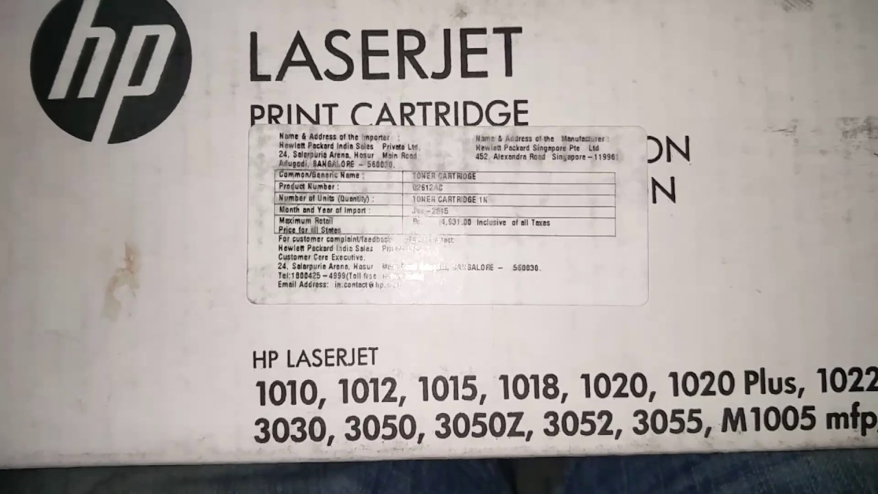 Free shipping. Buy direct from hp. See customer reviews and comparisons for the hp 85a black original laserjet toner cartridge, ce285a. Upgrades and savings on select products.