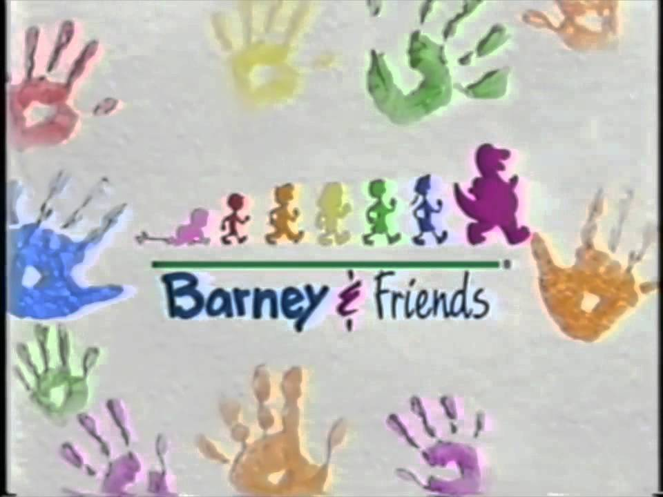 Pbs Barney Friends Season 7 Funding Credits 2002 Youtube
