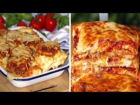 3 Chicken Parm Family Dinner Recipes