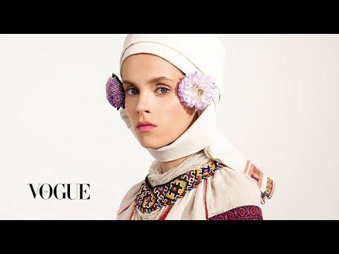 100 лет моды: 7 образов Украины | 100 Years of Fashion: Ukraine - Видео онлайн