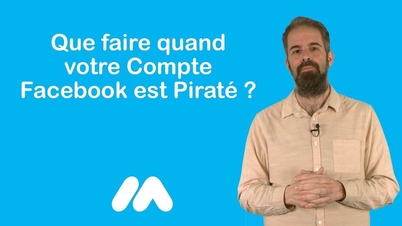Que faire quand votre Compte Facebook est Piraté ? - Tuto e-commerce - Market Academy
