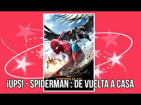 Thumbnail: ¡UPSS! - Spider-Man: De regreso a casa