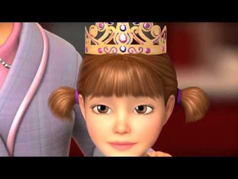 Барби Принцесса Очарования Barbie Princess Charm School 2011