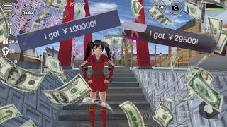 Cách kiếm được nhiều tiền trong Sakura School Simulator -2