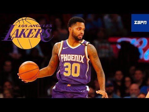 Troy Daniels Signs 1-Year, $2.1M Contract with the Lakers | Kawhi Leonard Lakers | NBA Free Agency